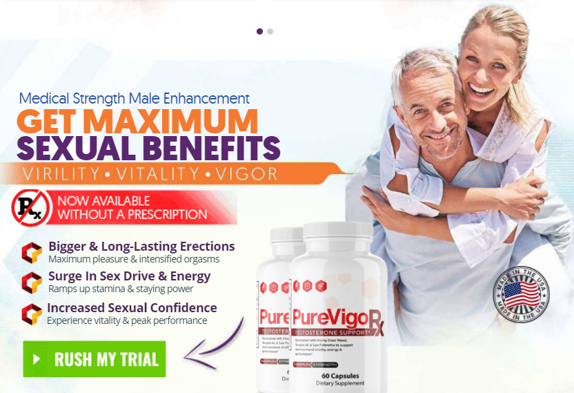 Pure Vigor X Male Enhancement