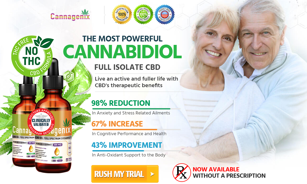 Cannagenix CBD Oil