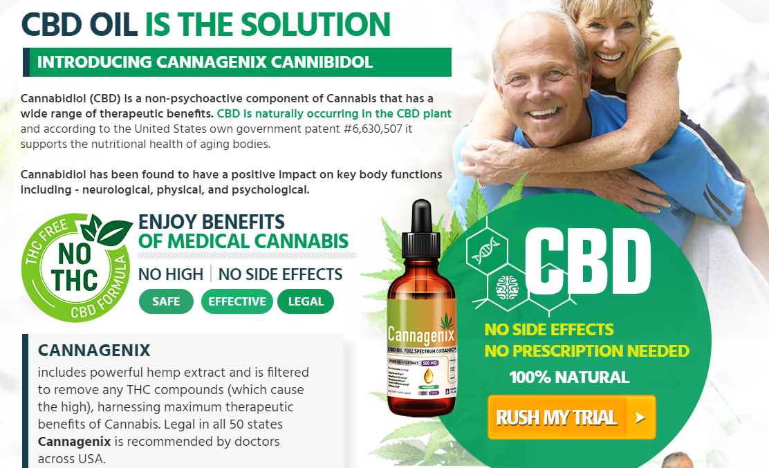Cannagenix CBD Oil1