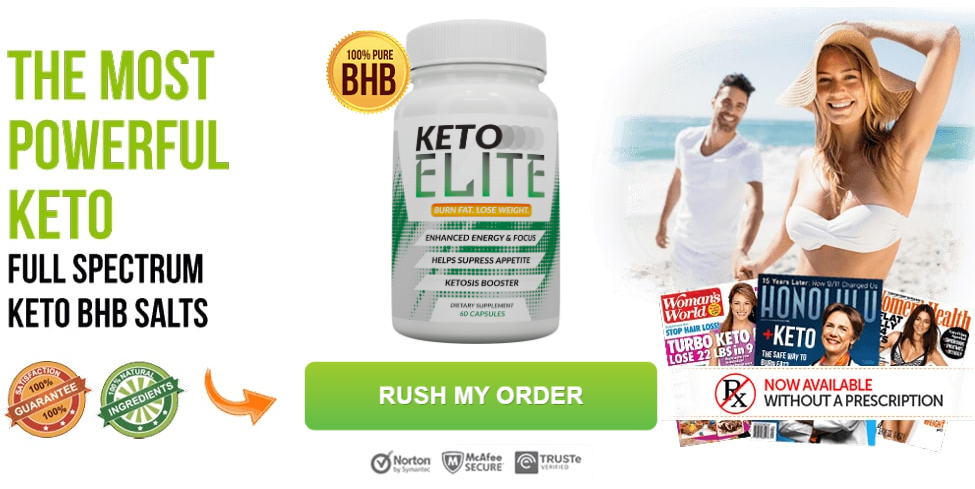 Keto Elite Price
