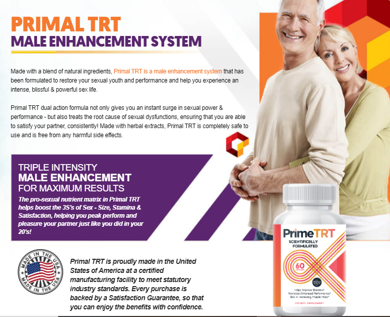 Primal TRT Male Enhancement