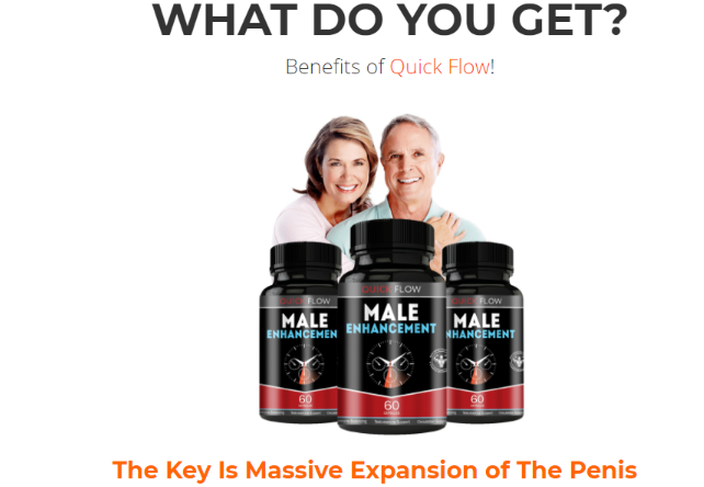 Quick Flow Male Enhancement Reviews