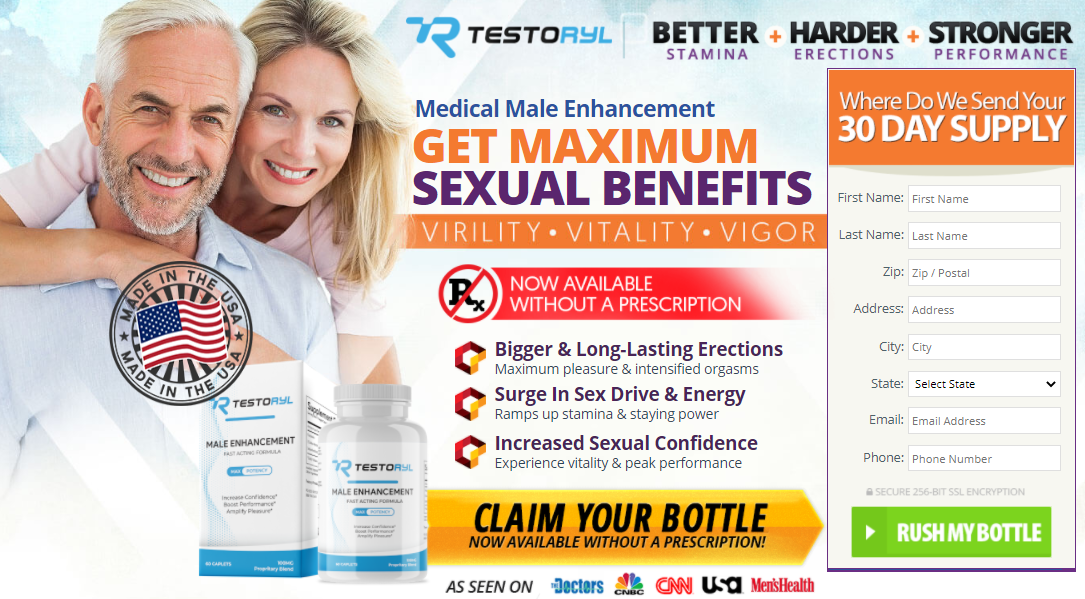 Testo Prime Male Enhancement