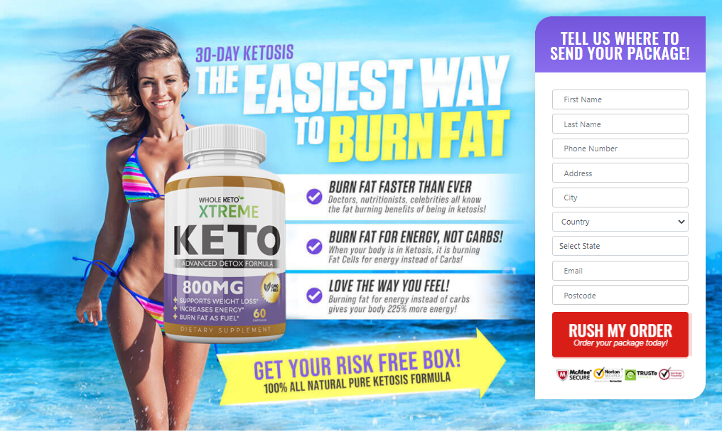 Whole Keto Xtreme #Canada: UK, AU, IE, Reviews, Burn Fat, Benefits, Price &  Buy!
