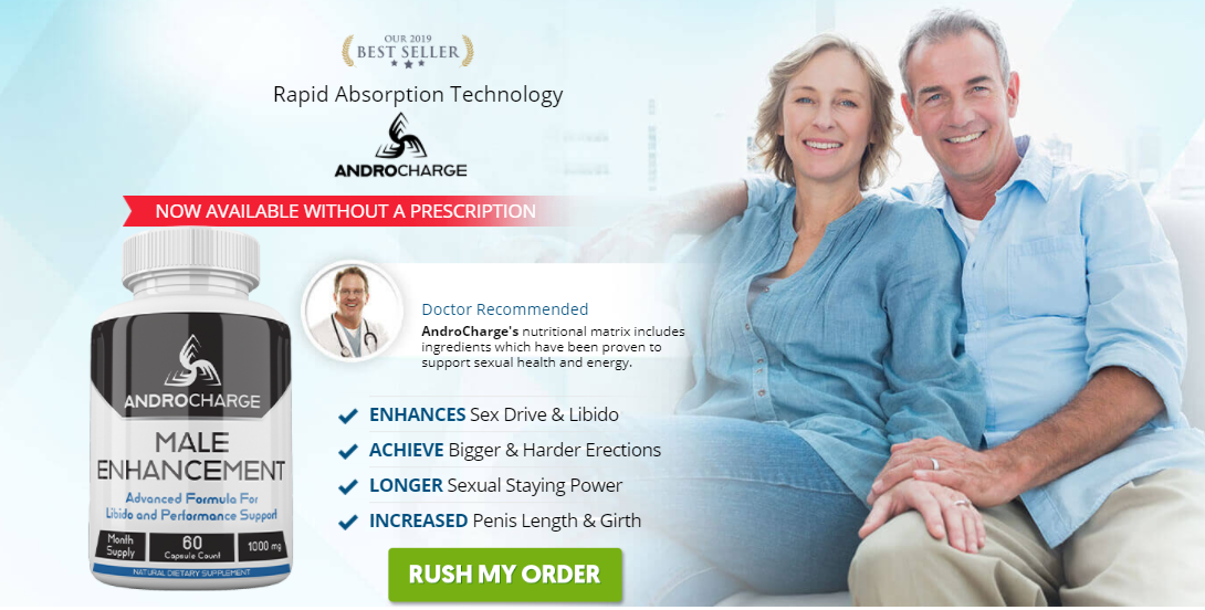 Andro Charge Male Enhancement