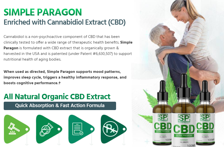 Simple Paragon CBD