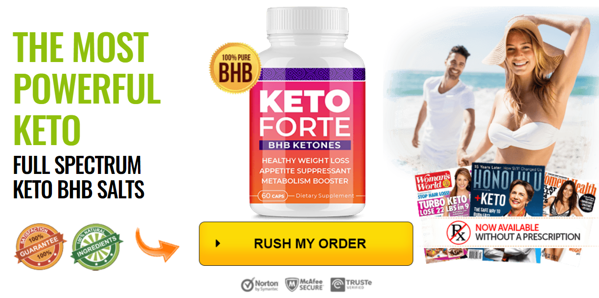 Keto Forte BHB United Kingdom