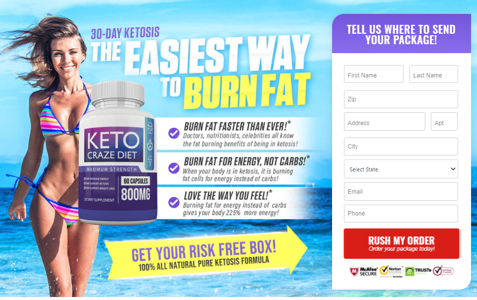 Keto Craze Reviews