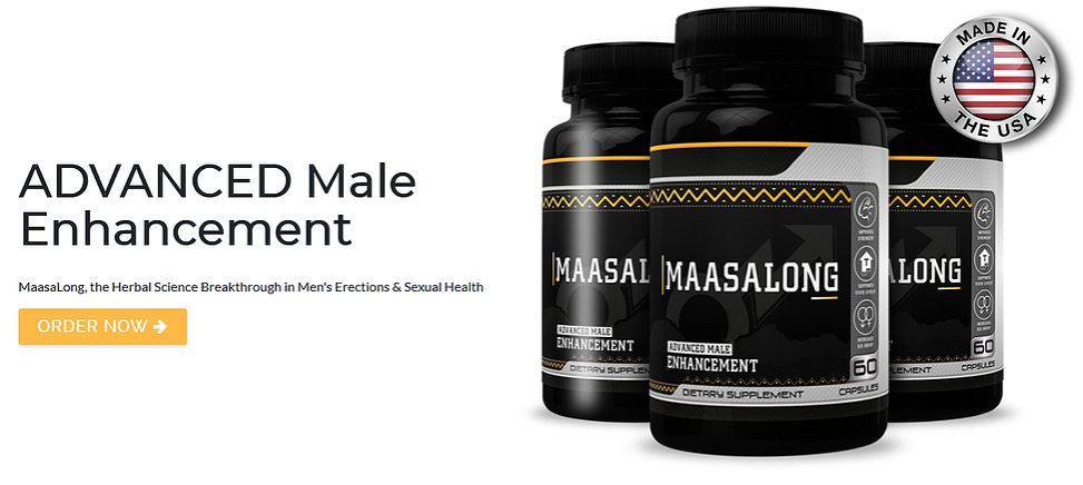 Maasalong Male Enhancement